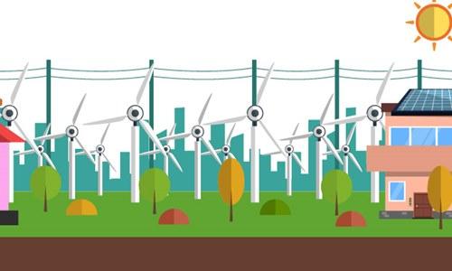 """Minnesota to produce 100% carbon-free electricity by 2040""- Tim Walz"